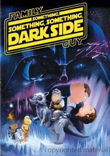family guy: something, something dark side. original,1 disco