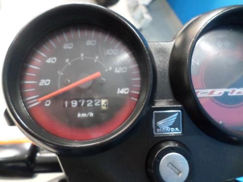 fan 125 azul 2013 muito linda!!!! confira!!