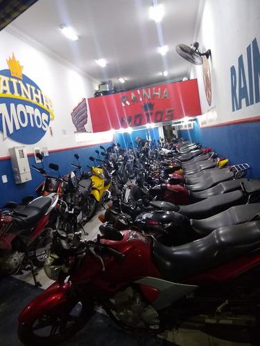 fan 125 es 2013 linda moto ent 1.000 12 x 532 cartão crédito