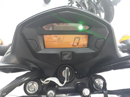 fan 125 i zero km / documentada
