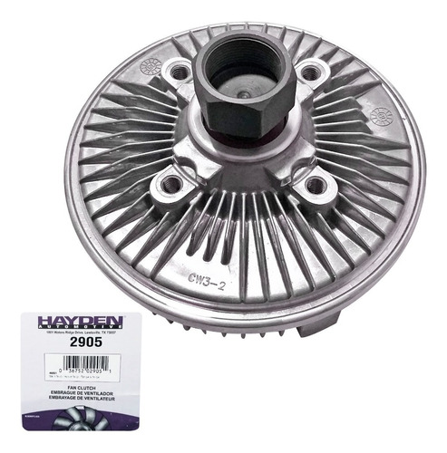 fan clutch cherokee grand cherokee 2007 2008 2009 2010 #6aa