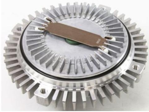 fan clutch de ventilador audi a4 1.8l l4 1997 - 2001 nuevo!!