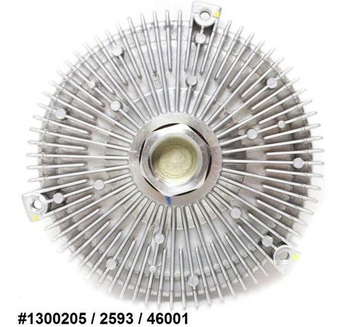 fan clutch de ventilador bmw 530i 540i 1994 - 2003 nuevo!!!