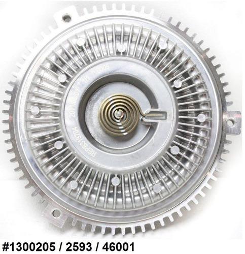 fan clutch de ventilador bmw 840 850 1991 - 1997 nuevo!!!