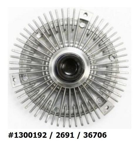 fan clutch de ventilador bmw x5 3.0l l6 2001 - 2006 nuevo!!!