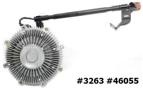 fan clutch de ventilador explorer sport trac 2007 - 2010