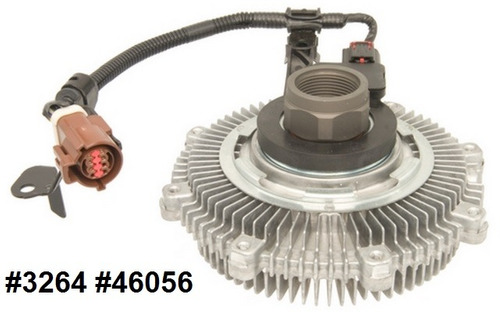 fan clutch de ventilador ford expedition 5.4l v8 2007 - 2008