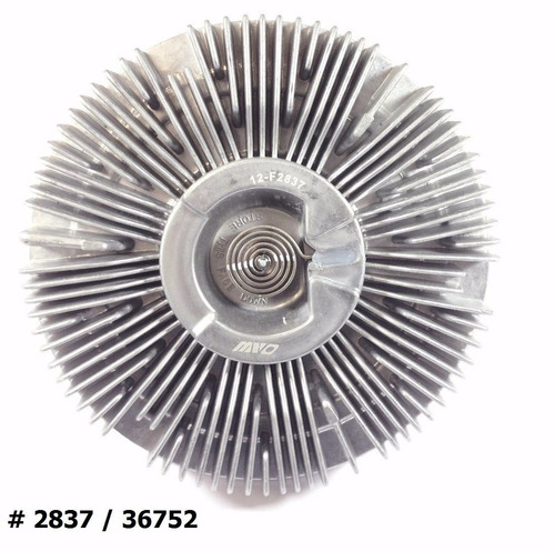 fan clutch de ventilador ford f250 f350 f450 1999 - 2003