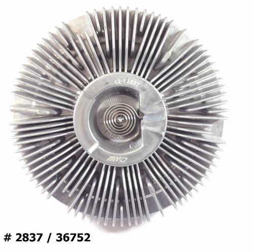 fan clutch de ventilador ford f250 f350 f450 1999 - 2003