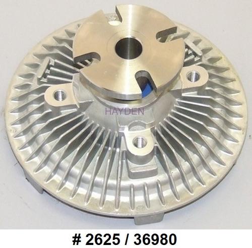 fan clutch de ventilador jeep comanche 4.0l l6 1987 - 1992