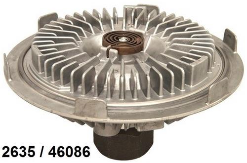 fan clutch de ventilador jeep commander 2009 - 2010 nuevo!!!