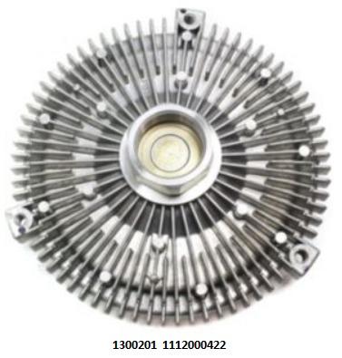 Fan clutch de ventilador mercedes benz c220 1994 1996 for Mercedes benz fans