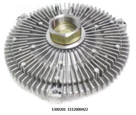 fan clutch de ventilador mercedes benz c230 1997 - 2000