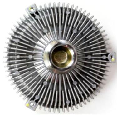 fan clutch de ventilador mercedes benz e320 1998 - 2003