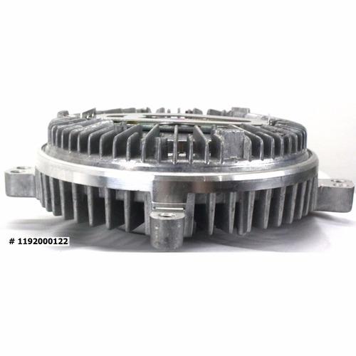 fan clutch de ventilador mercedes benz e420 1994 - 1995