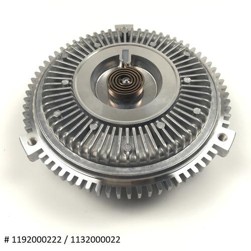 fan clutch de ventilador mercedes benz ml55 amg 2000 - 2003