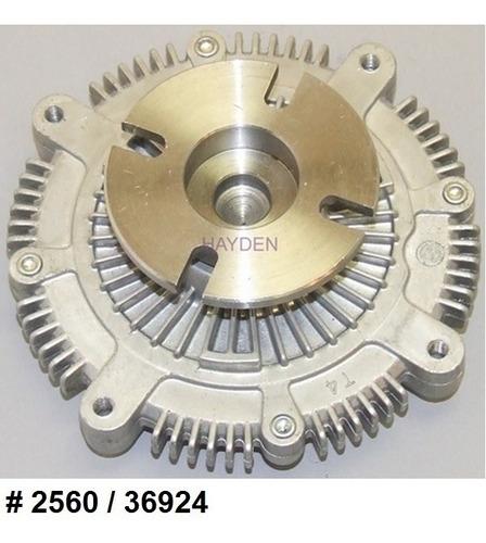 fan clutch de ventilador nissan 240sx 1989 - 1998 nuevo!!!