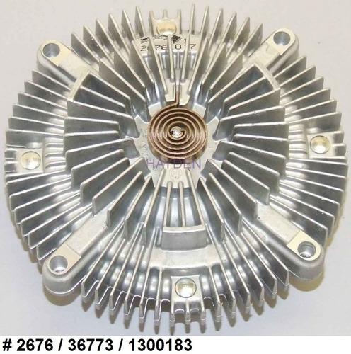 fan clutch de ventilador nissan pathfinder 3.5l 2001 - 2004