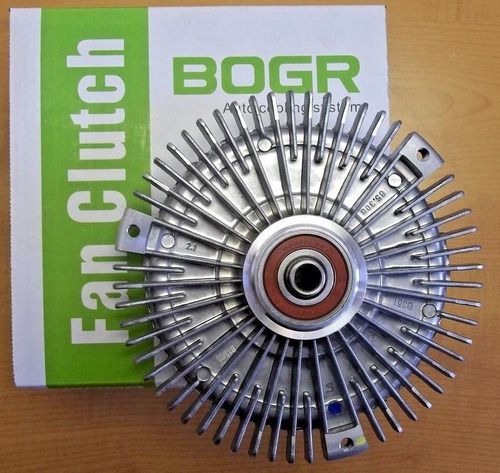 fan clutch ssangyong diesel