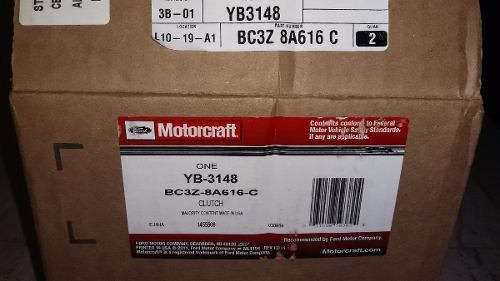 fan clutch super duty 6.2 f-250 f-350 original motorcraft