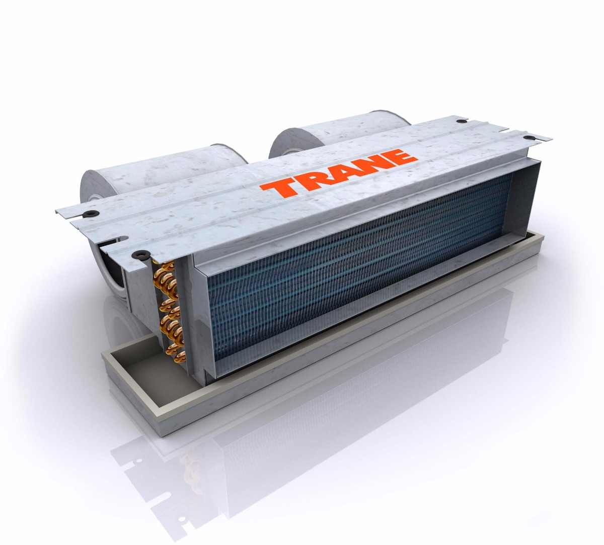 Fan Coil Trane De 60 000 Btu Mcd560 Bs 1 95 En Mercado