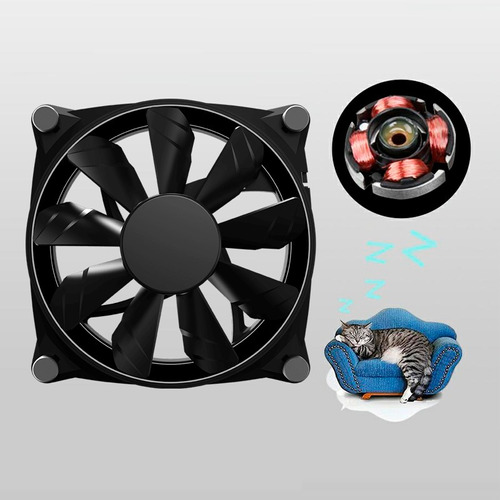 fan cooler argb gmx big bowl dbb kit 4-fans