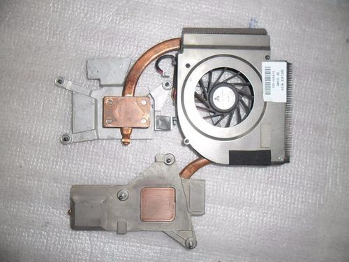 fan cooler con disipador para notebook dv6 1230ss