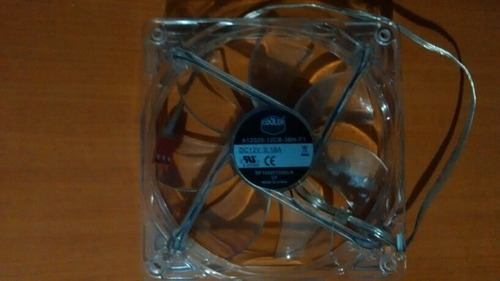 fan cooler cooler master 12cm led azul
