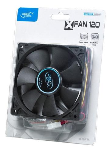 fan cooler deepcool xfan 120 silenciosa 120mm