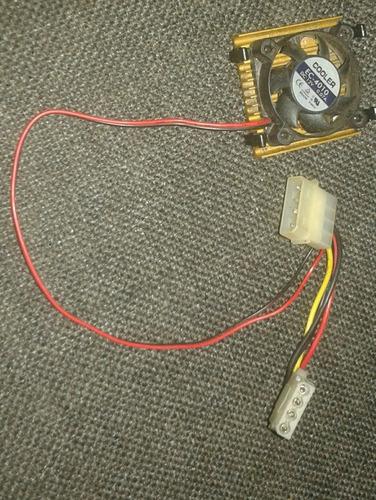 fan cooler ec-4010 dc 12 voltios 0.07a