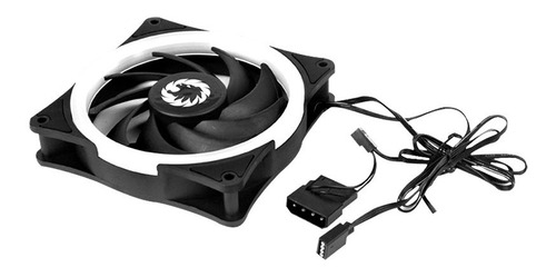 fan cooler gamemax rgb gmx12rgb-pro ii 5-fan