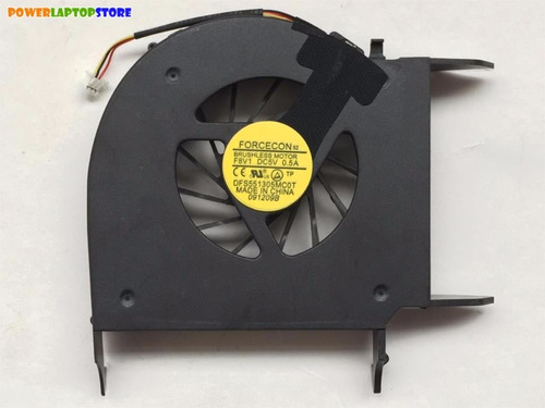 fan cooler hp pabellón dv7 dv7-3000 serie dv7-3100 laptop 58