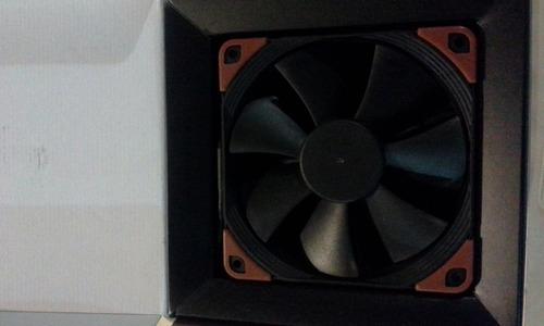 fan cooler noctua 120mm black industrial ppc-3000 rpm