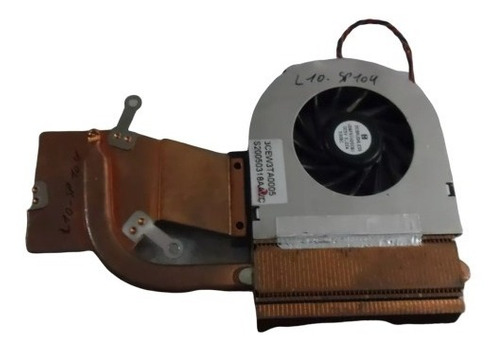 fan cooler notebook toshiba  l10 l15 l20 l25 3cew3ta0005