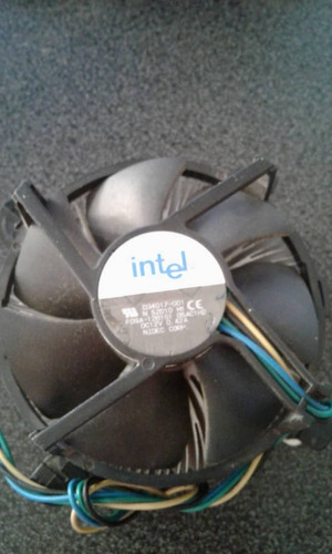 fan cooler para procesador intel lga-775
