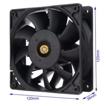 fan cooler para s7, s9, d3, l3 etc. 100% originales nuevos.