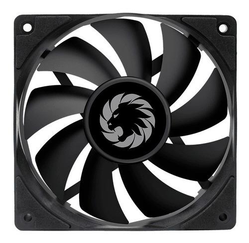 fan cooler preto gamemax 12wfbk 5-fan