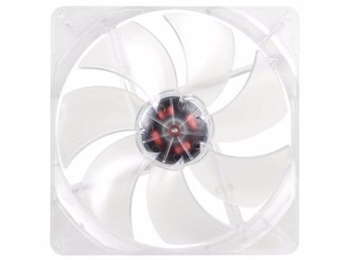 fan cooler silverstone fn181-bl 18cm c/led