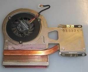 fan cooler toshiba satel 1100 1130 1135 gc054509bh-8