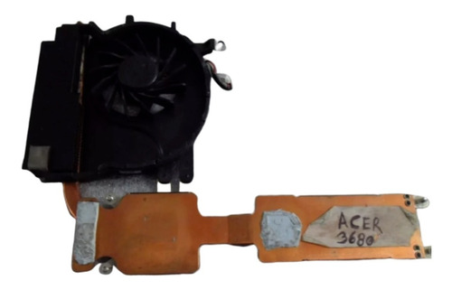 fan cooler y disipador para notebook acer aspire 3680