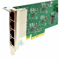 Quad Port Giga Ethernet Pcie Express 4 Puertos Lan