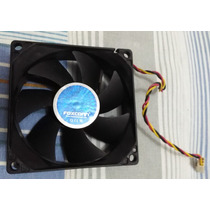 Fan Cooler Ventilador 8x8 Mm Conector 3 Pines 12v