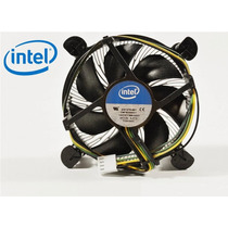 Genuino Intel Disipador 1150 1155 1156 I3 I5 Fancooler