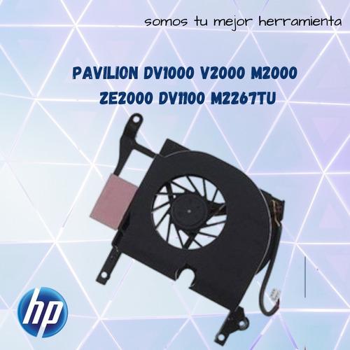 fan coolers hp dv1000/ compaq m2000/ ze2000 (367795-001)