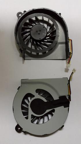 fan ventilador, hp compaq cq56 cq62 cq42 g42 g62 (3 pines)