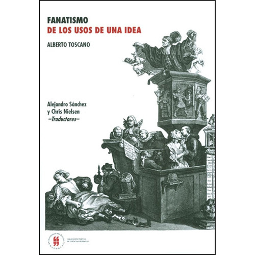 fanatismo. de los usos de una idea - alberto toscano