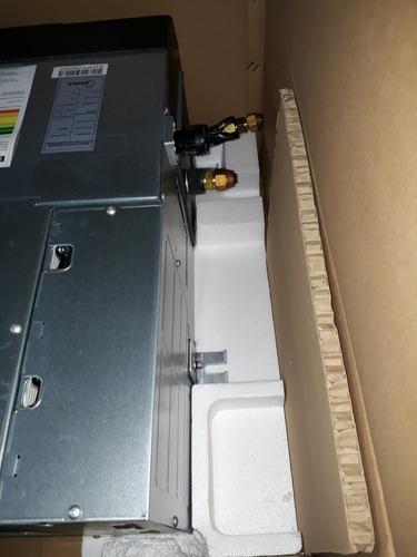 fancoil 3 ton 36000btu con condensadora descarga horizontal