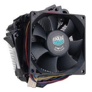 Fancooler Cooler Master Lga775 Usado - Bs  1 450,00