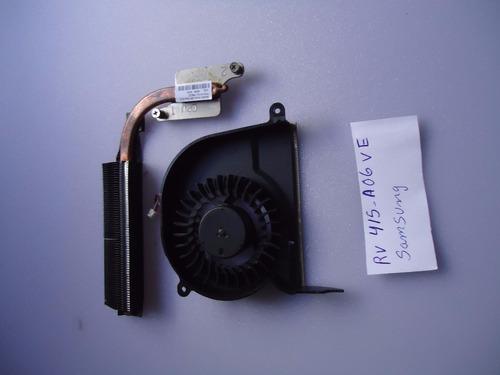 fancooler usado para laptop samsung rv415-a06ve