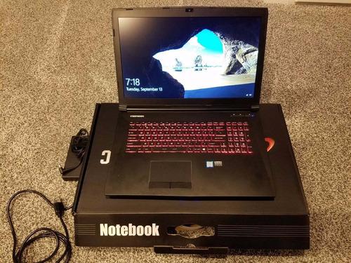 fangbook sx7-100 gaming  i7 -6700hq 6 geração gtx 960m 4gb